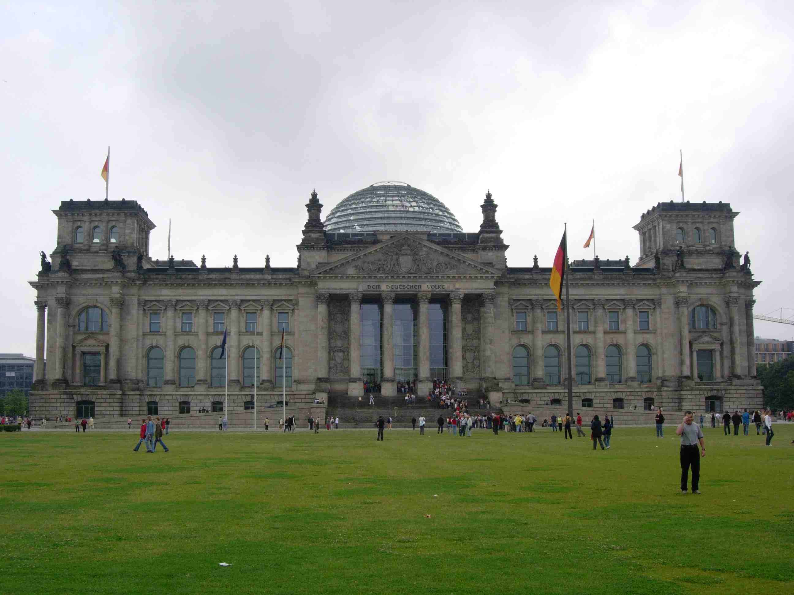 The Bundesrat - Germany, Berlin